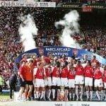 Arsenal terakhir kali memetik kemenangan Premier League di Old Trafford pada September 2006 silam