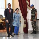 Jokowi Bersama Megawati