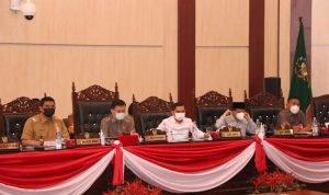 Walikota dan DPRD Sepakat Segera Atasi Sejumlah Masalah Kota Medan Melalui Perda